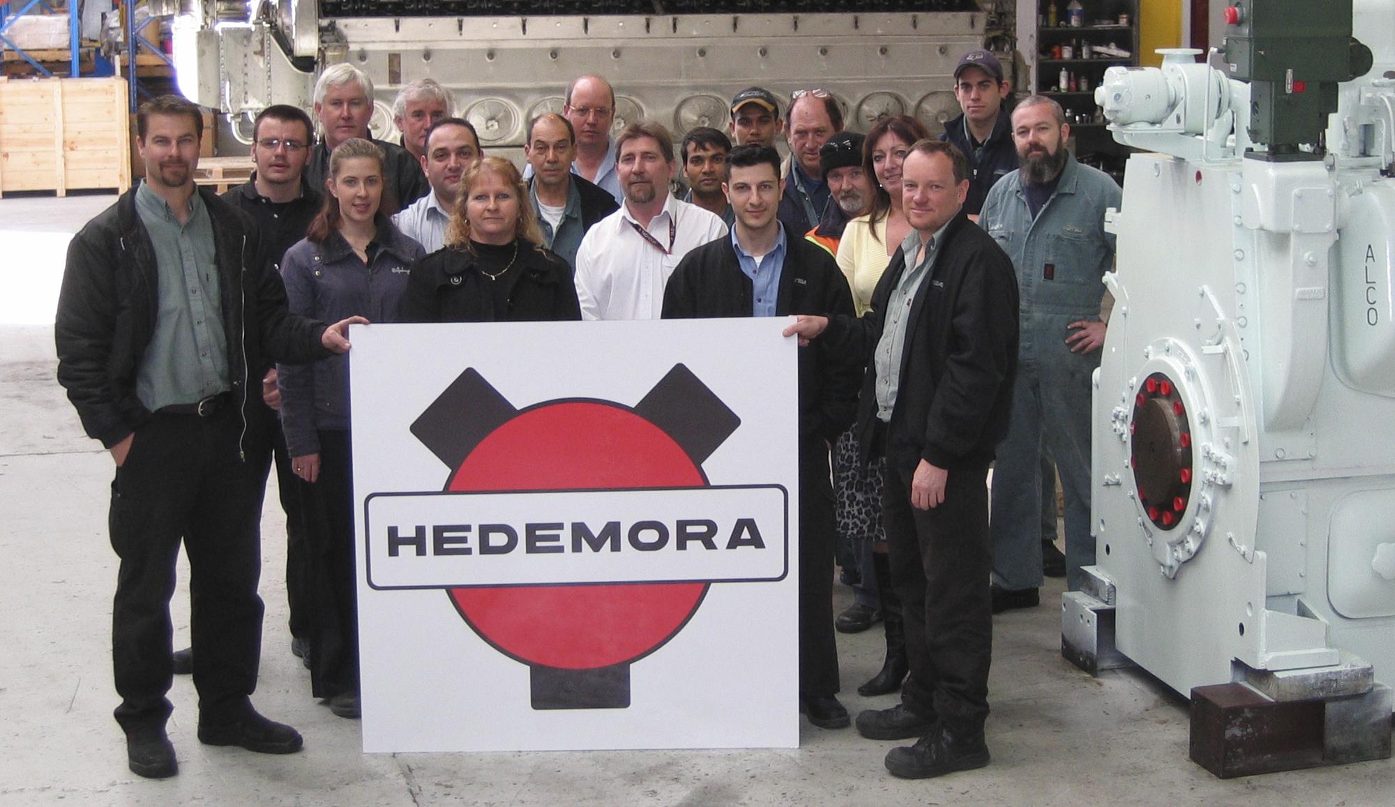 Hedemora Turbo & Diesel Team