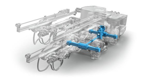 Hard Rock Mining Mobile Vehicle Parts By Drivetrainpower (Desktop Image)