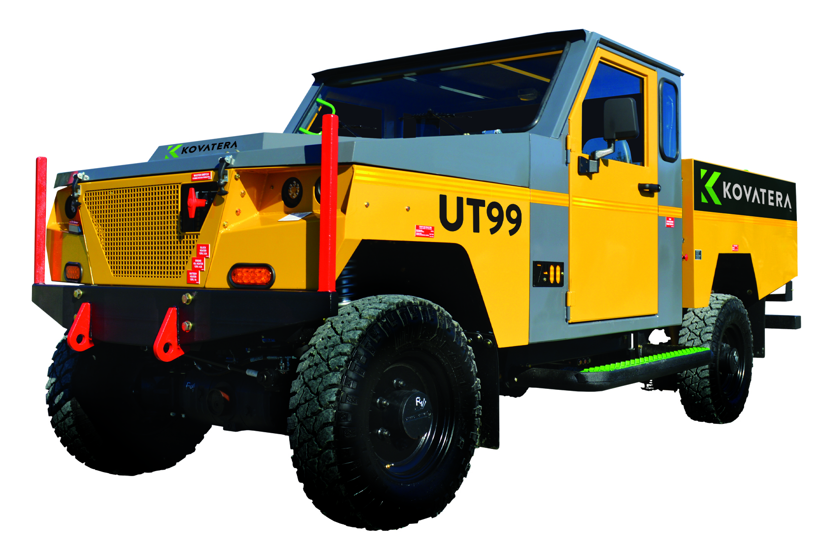 Kovatera Underground Mining Utility Vehicles by Drivetrainpower